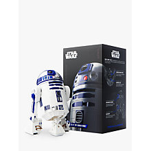 Buy Sphero Star Wars R2-D2 App-Enabled Droid Online at johnlewis.com