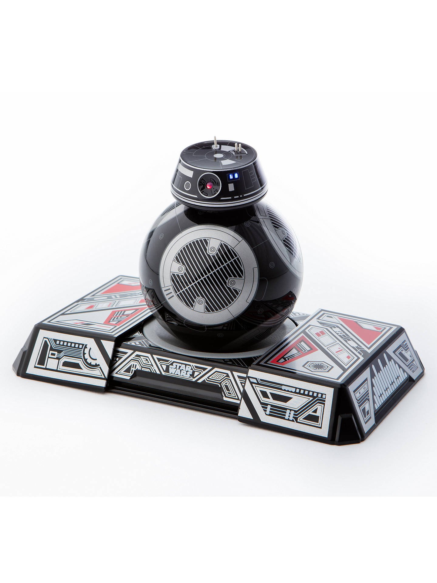 BuySphero Star Wars BB-9E App-Enabled Droid with Trainer Droid Online at johnlewis.com