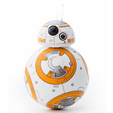 Buy Sphero Star Wars BB-8 App-Enabled Droid with Trainer Droid Online at johnlewis.com