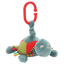 Buy Jellycat Carnival Turtle Jitter Soft Toy, Multi Online at johnlewis.com