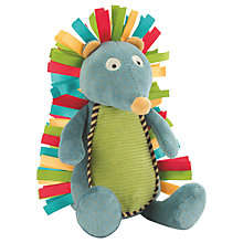 Buy Jellycat Carnival Hedgehog Soft Toy, Multi Online at johnlewis.com
