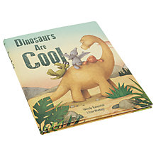 Buy Jellycat Dinosaurs Are Cool Book Online at johnlewis.com