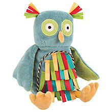 Buy Jellycat Carnival Owl Soft Toy, Multi Online at johnlewis.com