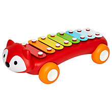 Buy Skip Hop Explore & More Fox Xylophone Toy Online at johnlewis.com