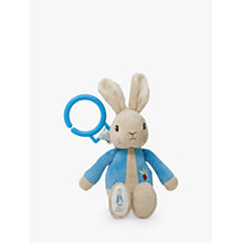 Buy Beatrix Potter Peter Rabbit Jiggle Toy Online at johnlewis.com