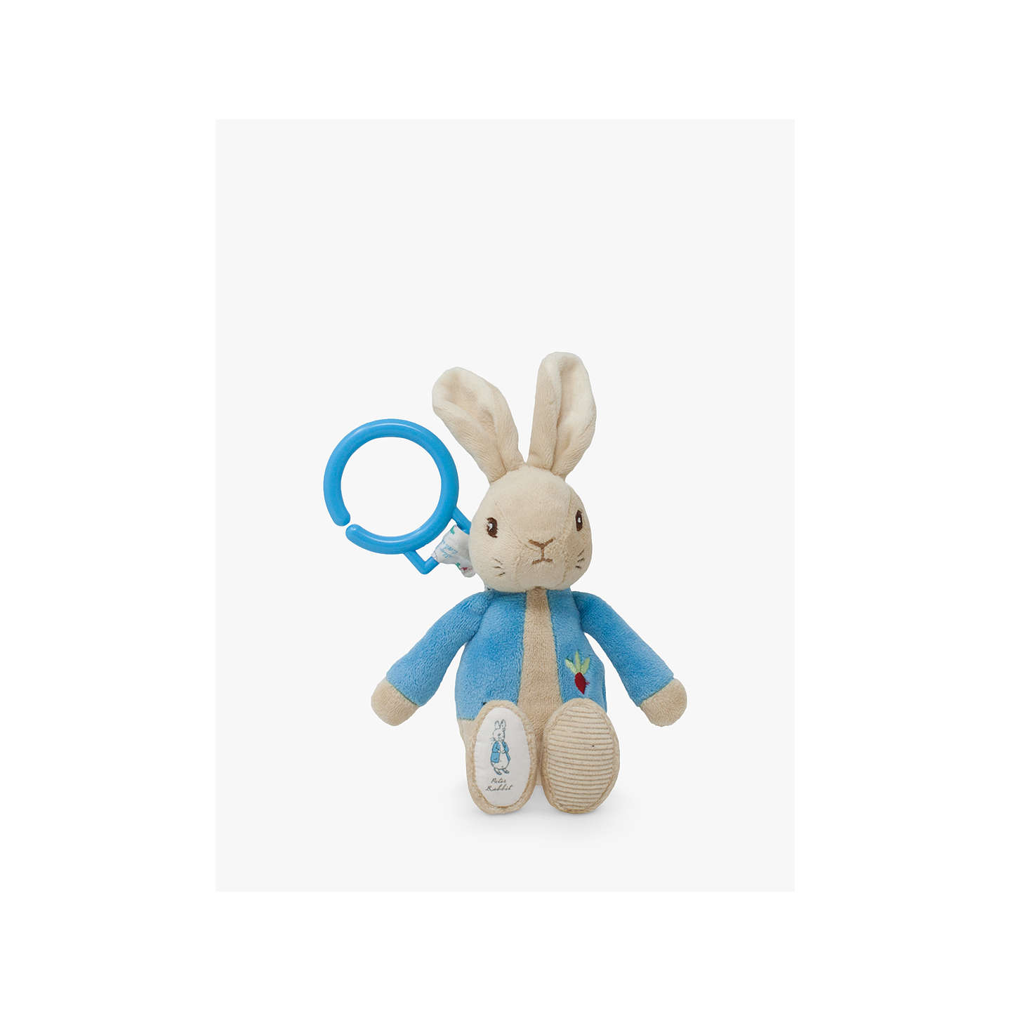BuyBeatrix Potter Peter Rabbit Jiggle Toy Online at johnlewis.com