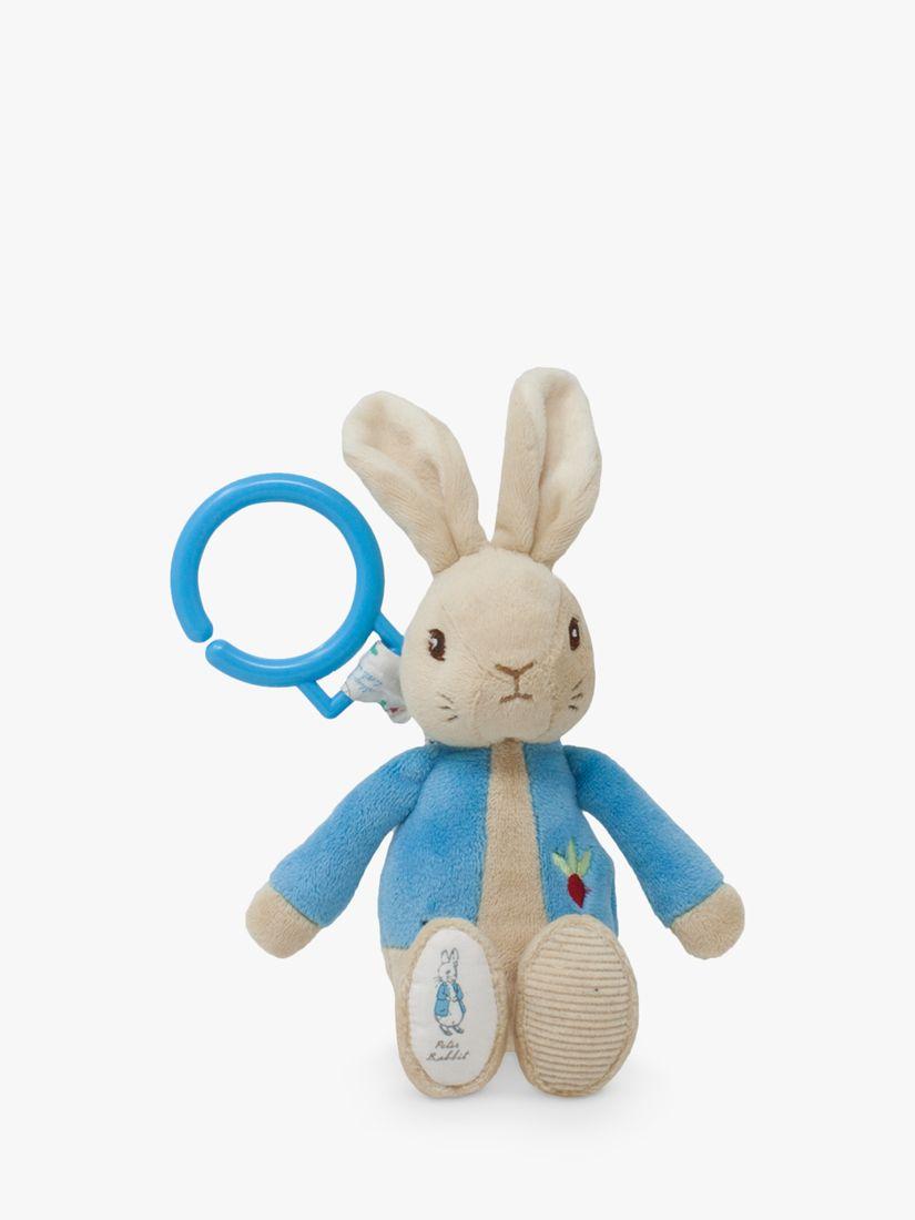 Beatrix Potter Beatrix Potter Peter Rabbit Jiggle Soft Toy