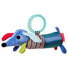 Buy Skip Hop Vibrant Village Shake & Giggle Dog Online at johnlewis.com