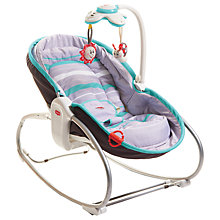 Buy Tiny Love 3-in-1 Rocker Napper Online at johnlewis.com