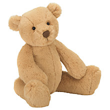 Buy Jellycat Butterscotch Bear Soft Toy, Medium Online at johnlewis.com