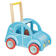 Buy Vilac Wooden Classic 2CV Push Along Car Walker Online at johnlewis.com