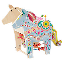 Buy Manhattan Toy Playful Pony Wooden Activity Toy Online at johnlewis.com
