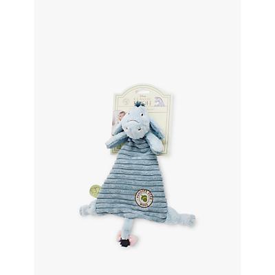 Winnie the Pooh Baby Eeyore Comfort Blanket, H23cm