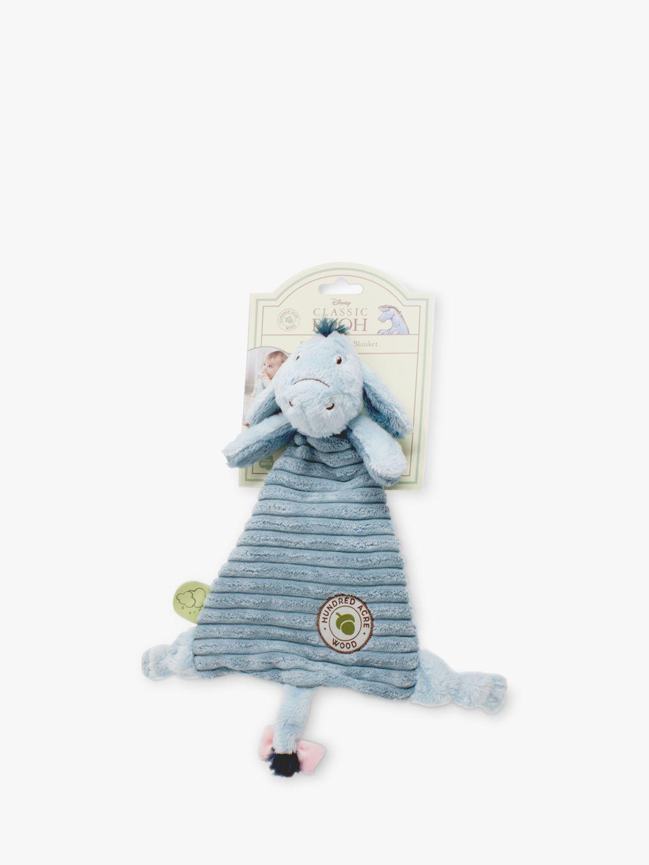 Winnie the pooh Winnie the Pooh Baby Eeyore Comfort Blanket, H23cm