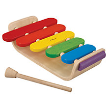 Buy Plan Toys Baby Oval Xylophone Online at johnlewis.com
