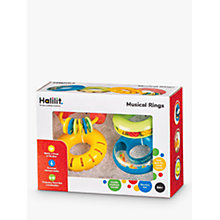 Buy Halilit Musical Rings Gift Set, Multi Online at johnlewis.com