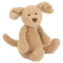 Buy Jellycat Chouchou Puppy Baby Soft Toy, Beige Online at johnlewis.com