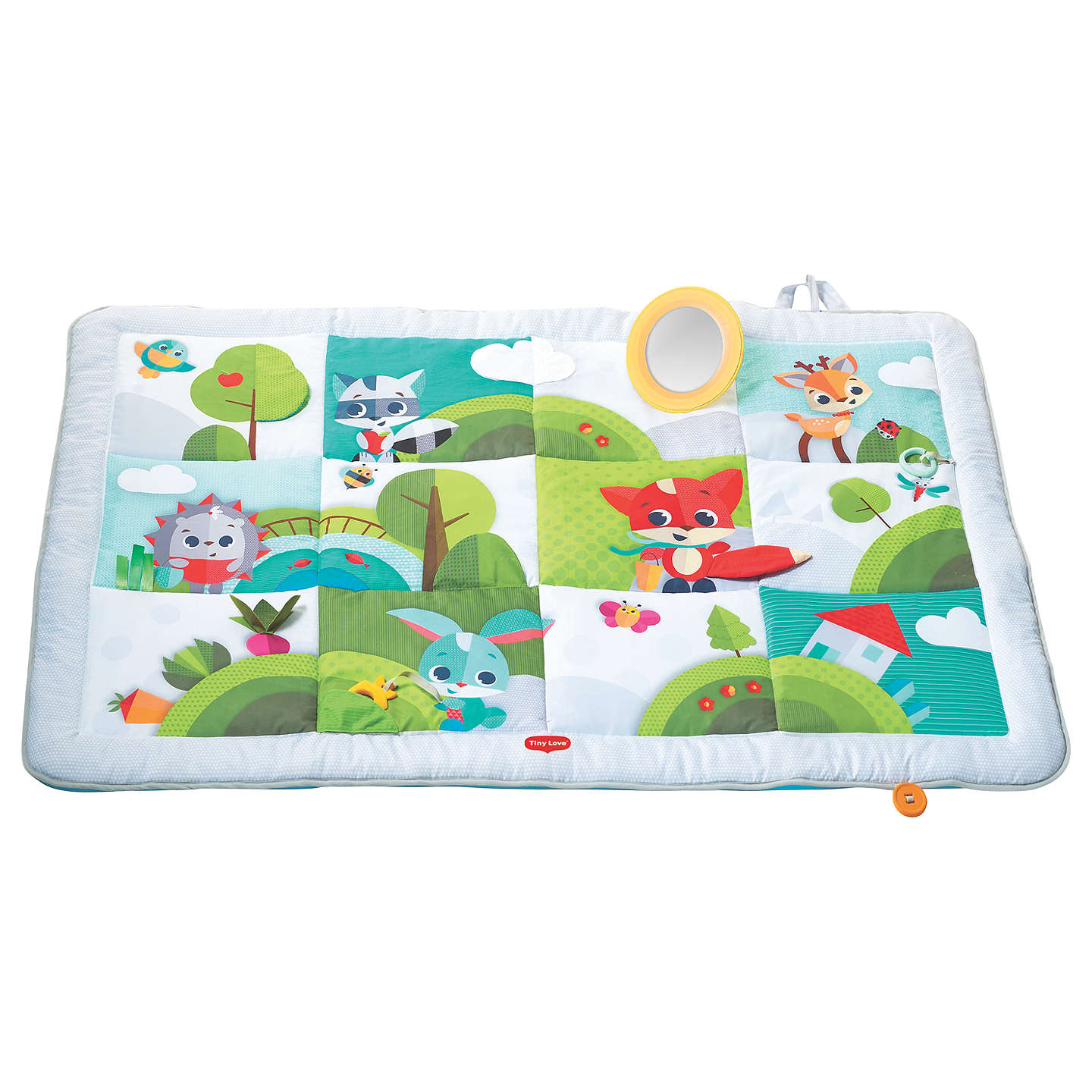 baby top mat sunny and starts gym play mats gyms activity for bright safari babies