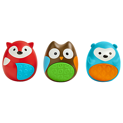 Skip Hop Explore & More Egg Shaker Trio Set