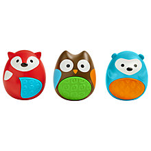 Buy Skip Hop Explore & More Egg Shaker Trio Set Online at johnlewis.com