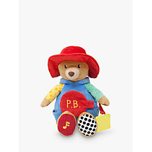 Buy Paddington Bear Activity Toy Online at johnlewis.com