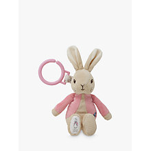 Buy Peter Rabbit Flopsy Jiggle Toy Online at johnlewis.com