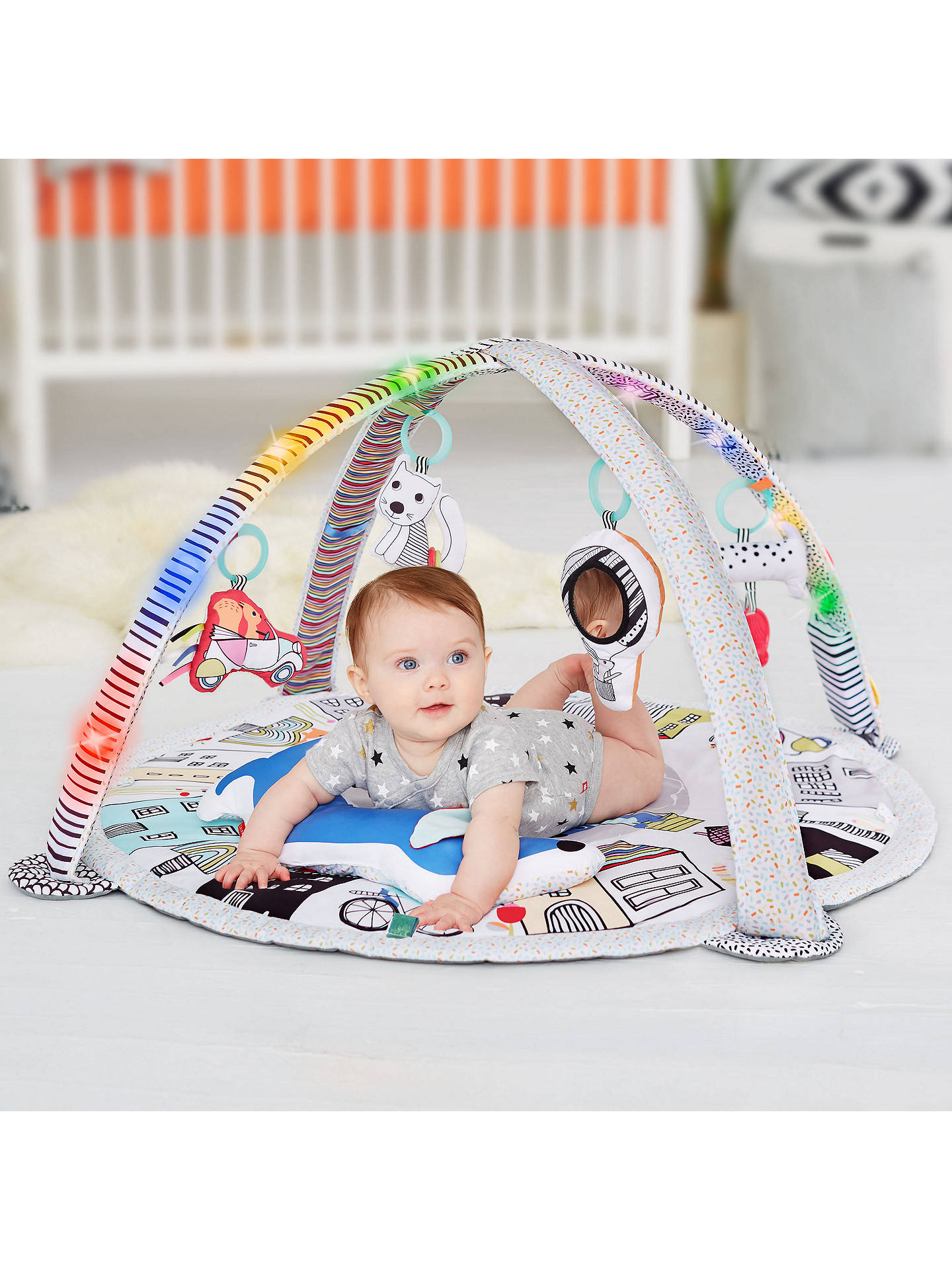 BuySkip Hop Vibrant Village Activity Gym Online at johnlewis.com