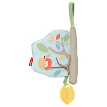 Buy Skip Hop Treetop Friends Soft Activity Book Baby's Toy Online at johnlewis.com