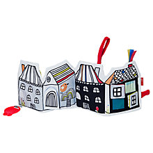 Buy Skip Hop Vibrant Village Peek & Play Activity Book Online at johnlewis.com