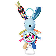 Buy Skip Hop Vibrant Village Pull & Spin Activity Bunny Online at johnlewis.com