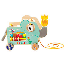 Buy Manhattan Toy My Pal Elly Wooden Activity Toy Online at johnlewis.com