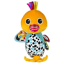 Buy Lamaze Waddling Wade Duck Toy Online at johnlewis.com