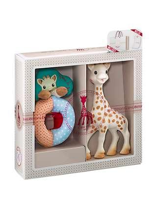 Sophie La Giraffe Early Learning Set