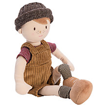 Buy Ragtales Tommy Rag Doll Online at johnlewis.com