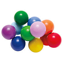 Buy Manhattan Toy Classic Baby Beads Online at johnlewis.com