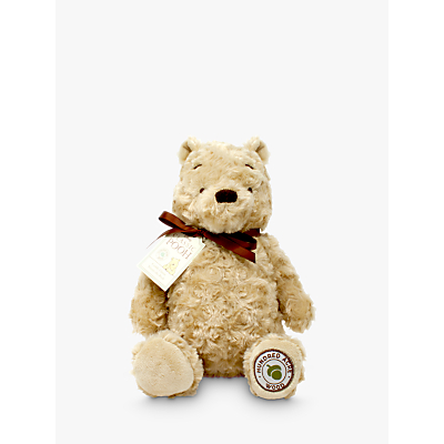 Image of Winnie the Pooh Cuddly Soft Toy