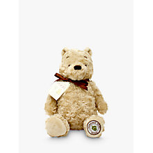 Buy Winnie the Pooh Cuddly Soft Toy, H25cm Online at johnlewis.com
