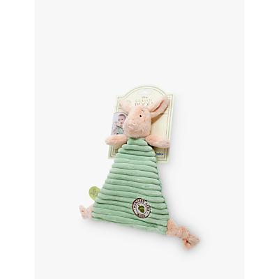 Winnie the Pooh Baby Piglet Comfort Blanket, H23cm