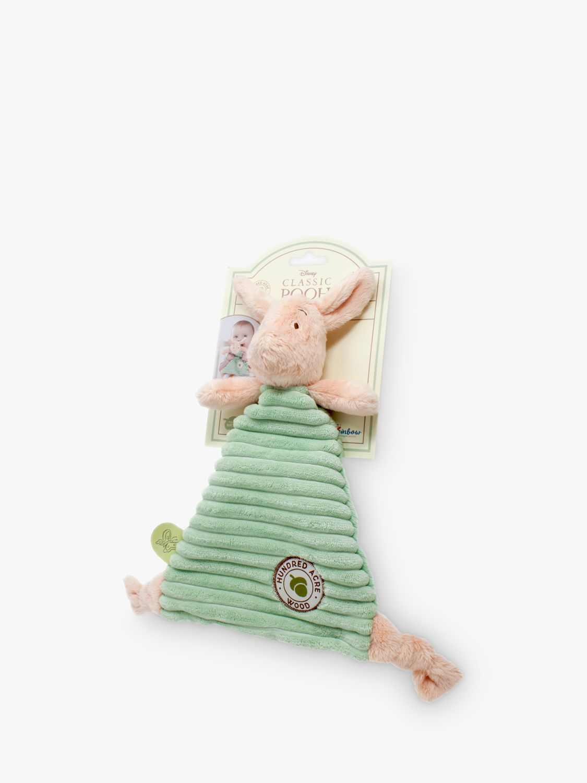 Winnie the pooh Winnie the Pooh Baby Piglet Comfort Blanket, H23cm