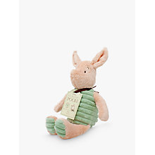 Buy Winnie the Pooh Baby Piglet Soft Toy, H18cm Online at johnlewis.com