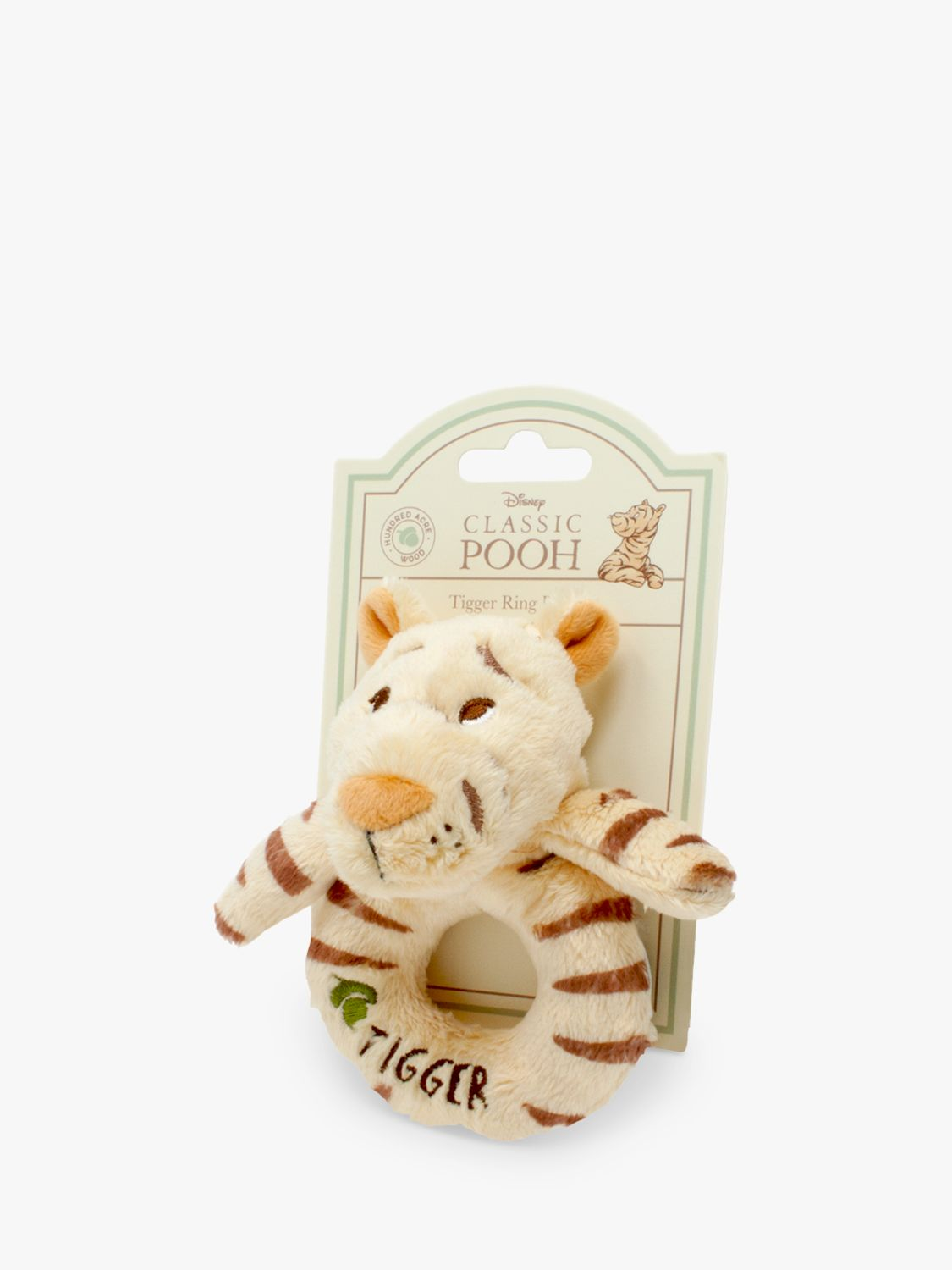 Winnie the pooh Winnie the Pooh Baby Tigger Ring Rattle