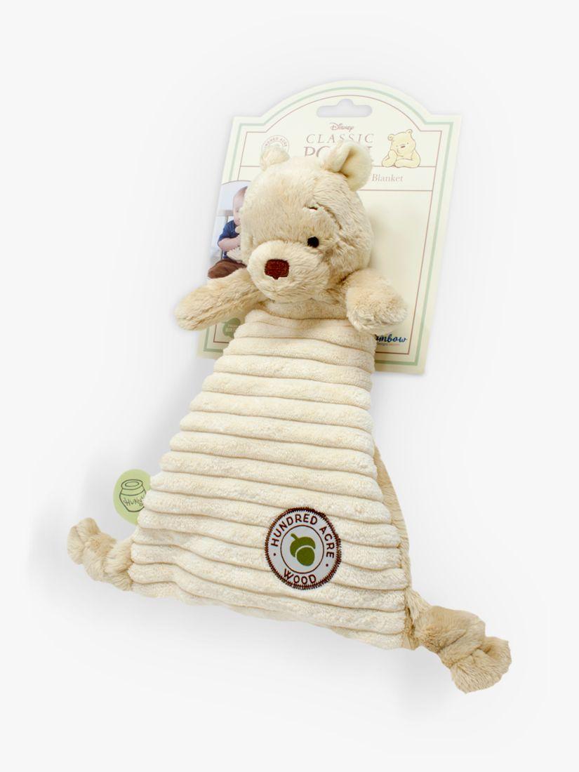 Winnie the pooh Winnie the Pooh Baby Comfort Blanket, H23cm