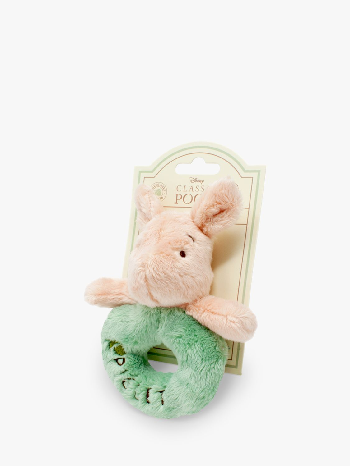 Winnie the pooh Winnie the Pooh Baby Piglet Ring Rattle
