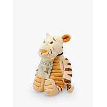 Buy Winnie the Pooh Baby Tigger Soft Toy, H18cm Online at johnlewis.com
