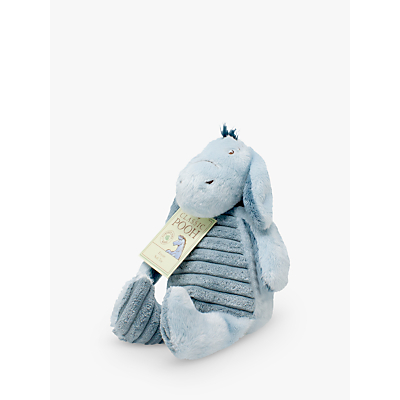 Image of Winnie the Pooh Baby Eeyore Soft Toy