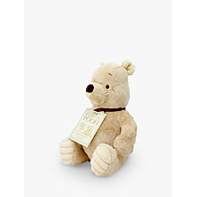 Buy Winnie the Pooh Baby Soft Toy, H18cm Online at johnlewis.com