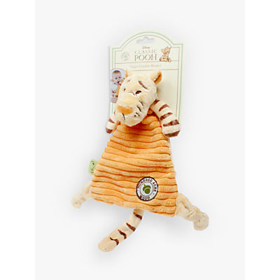 Winnie the Pooh Baby Tigger Comfort Blanket, H23cm