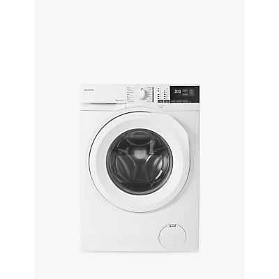 John Lewis & Partners JLWM1417 Freestanding Washing Machine, 8kg Load, A+++ Energy Rating, 1400rpm Spin, White