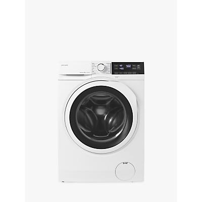John Lewis & Partners JLWM1437 Freestanding Washing Machine, 8kg Load, A+++ Energy Rating, 1600rpm Spin, White