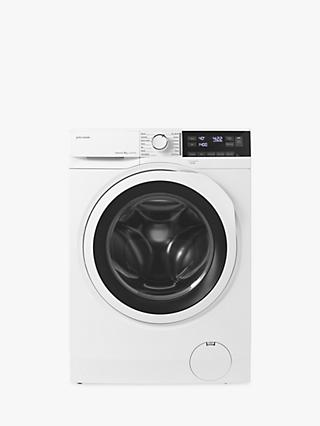 John Lewis & Partners JLWM1437 Freestanding Washing Machine, 8kg Load, 1600rpm Spin, White